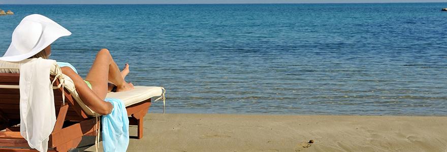 vacancier en Corse